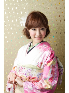 袴 髪型 ヘアカタログ